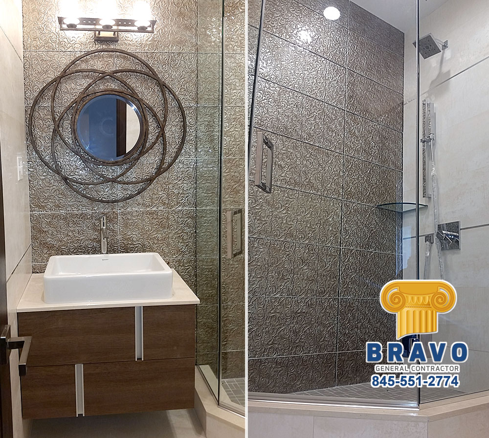 Bathroom Renovation Queens Ny 203k contractor orange county ny